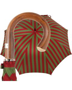 Oertel Handmade - Sport Regatta - red-green | European Umbrellas