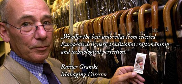 Rainer Gramke, Managing Director